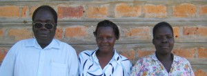 Nazareth Kinderheim Kenia Team